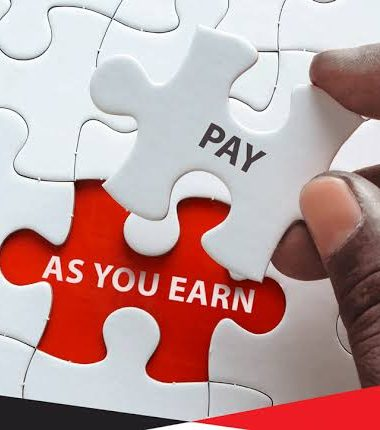 How to determine to Pay-as-You-Earn (PAYE).